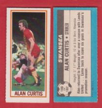 Swansea City Alan Curtis 109